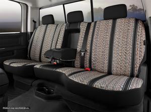 Fia TR42-92 BLACK Wrangler Custom Seat Cover