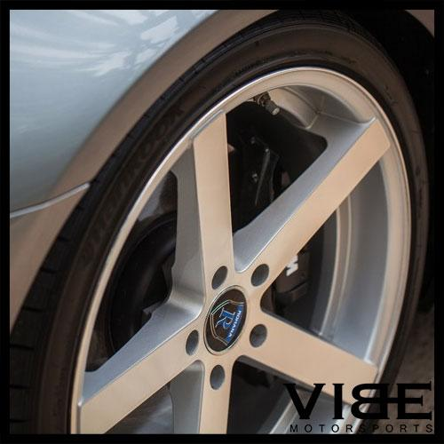 "22"" ROHANA RC22 SILVER DEEP CONCAVE WHEELS RIMS FITS BMW F06 M6 GRAN COUPE"