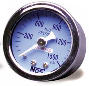 NOS 15912NOS Nitrous Pressure Gauge