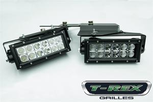 T-Rex Grilles 6395651 Torch Series: LED Light Kit Fits 10-14 F-150