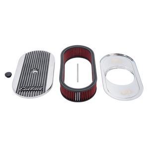 Edelbrock 4273 Elite Series Aluminum Air Cleaner