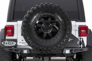 Addictive Desert Designs T96912NA01NA Stealth Fighter Tire Carrier