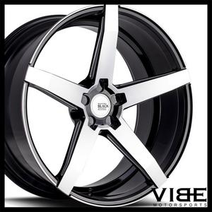 "19"" SAVINI BM11 MACHINED CONCAVE WHEELS RIMS FITS ACURA TL"