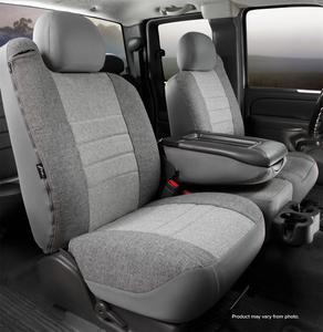 Fia OE37-17 GRAY Oe Custom Seat Cover Fits 04-08 F-150