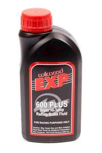 WILWOOD EXP 600 Plus DOT 4 16.5 oz Brake Fluid P/N 290-6209