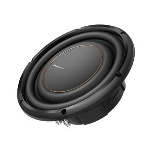 """Pioneer TS-D10LS4 D-Series 10"""" 4-ohm shallow-mount subwoofer"""