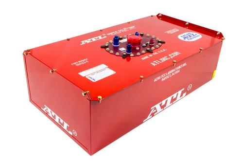 ATL FUEL CELLS Red Steel 22 gal Super Cell 100 Fuel Cell P/N SU122C