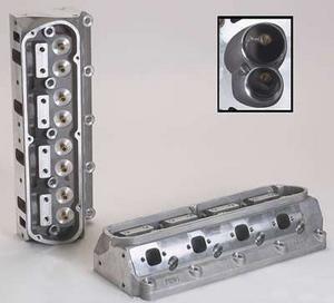 Dart Pro 1 Aluminum Cylinder Head 195 cc Intake S/B Ford P/N 13200010