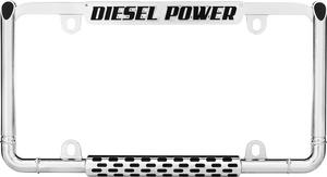 Cruiser Accessories 22003 Graphics License Plate Frame