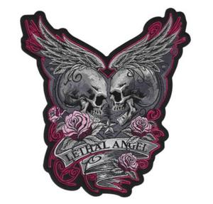 Lethal Threat LT30208 Eternal Love Embroidered Patch
