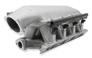 Holley EFI 300-241 Holley EFI Hi-Ram Intake Manifold