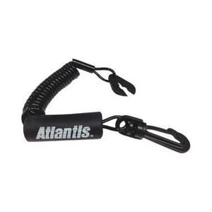 Atlantis A7459P Performance Floating Lanyards - Black - SeaDoo