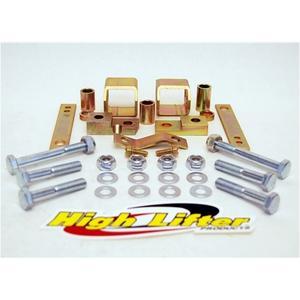 "High Lifter 2"" Lift Kit for Honda Rancher 350 (00-06), Rancher 400AT (03-07)"