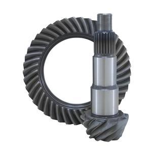 Yukon Gear & Axle YG D30SR-411JK Ring And Pinion Gear Set Fits 07-17 Wrangler
