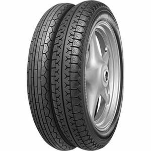 Continental 02080200000 Conti Twin K112 Classic Front/Rear Tire - 5.0-16