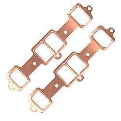 SCE GASKETS Big Block Chevy Exhaust Manifold/Header Gasket 2 pc P/N 4074
