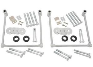 All American Rider 4309ASK Saddlebag Support Kit