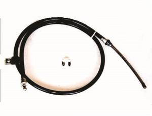 Omix-Ada 16730.08 Parking Brake Cable Fits 76-86 CJ5 CJ7 Scrambler