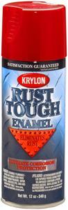Krylon RTA9210 Krylon Rust Tough Rust Preventive Enamels