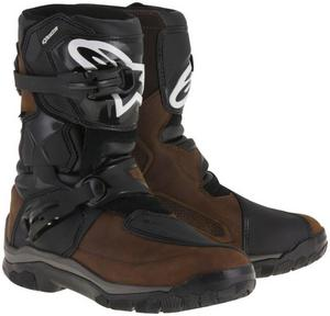 Alpinestars Belize Drystar Oiled Leather Boots (Brown, 9)