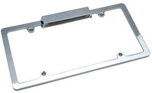 Trans-Dapt Performance Products 6967 Deluxe License Plate Frame