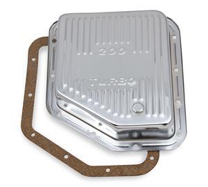 Mr. Gasket 9768CMRG Automatic Transmission Oil Pan