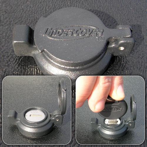 UnderCover UC4056L-1D6 LUX Tonneau Cover Fits 14-15 Tacoma