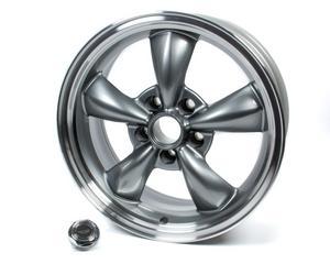 AMERICAN RACING WHEELS Gray 5x4.75 17x7 in Torq-Thrust M Wheel P/N AR105M7761A
