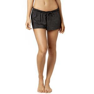Fox Refraction Womens Shorts Heather Gray (Gray, X-Large)