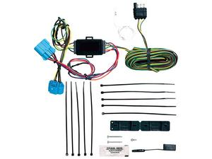 Blue Ox BX88317 EZ Light Wiring Harness Kit