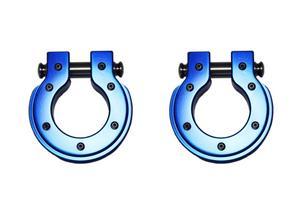 All Sales 8804B-2 Billet Hook D-Ring