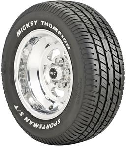 Mickey Thompson  90000000184  Sportsman S/T Radial Tire P275/60R15 Raised White
