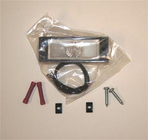 Street Scene 950-61112 Flip-UP License Plate Light Kit