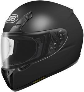 Shoei RF-SR Full Face Motorcycle Helmet Matte Black Adult Size S