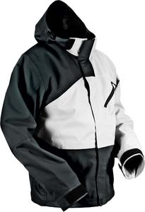 HMK Hustler 2 Snow Jacket White SM