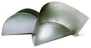 COMPETITION ENGINEERING Steel 36 in Diameter Wheel Tubs 2 pc P/N 3006