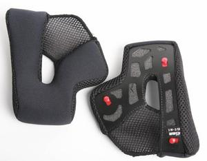 Bell Helmets 2022678 Cheekpads for Vortex Helmet - 65mm