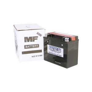 WPS Maintenance Free Sealed AGM Motorcycle Battery CT7B-BS