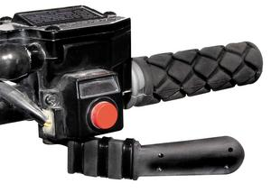 All Rite Products TB1 Thumbuddy ATV Throttle Extender