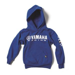 Factory Effex Licensed Yamaha Racing Pullover Hoodie Blue Youth Size M