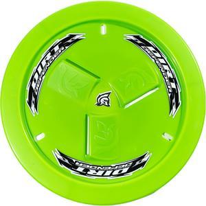 Dirt Defender Racing 15 in Fluorescent Green Plastic Mud Cover P/N 10260