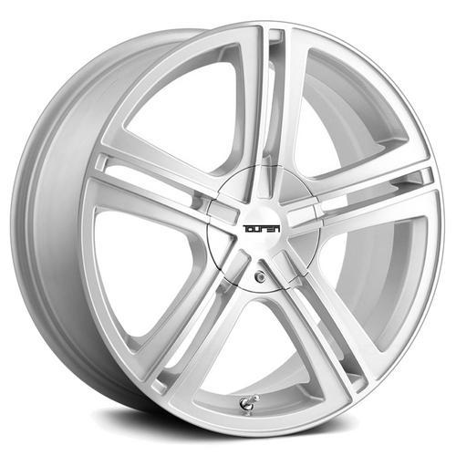 "Touren TR62 16x7 4x100/4x4.5"" +40mm Silver Wheel Rim 16"" Inch"