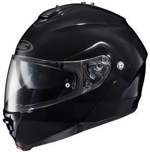 HJC IS-Max II Solid Helmet (Black, XXXX-Large)