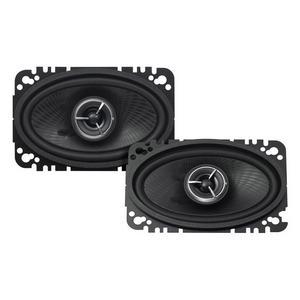 "Kenwood eXcelon KFC-X463C Car Audio Speakers 100W Custom Fit 4""x6"" 2-Way"