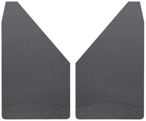 "Husky Liners Universal Mud Flaps 14"" Wide - Black Weight"