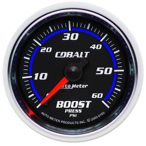 AutoMeter 6105 Cobalt Mechanical Boost Gauge