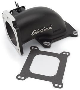 Edelbrock 38483 Throttle Body Intake Elbow