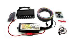 Painless Wiring 57040 Trail Rocker System Kit Fits 97-06 Wrangler (TJ)