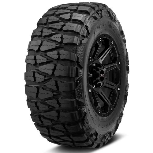4-LT305/70R16 Nitto Mud Grappler 124P E/10 Ply BSW Tires