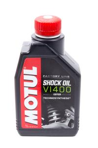 Motul USA VI 400 Shock Oil Factory Line Shock Oil 1 L P/N 105923
